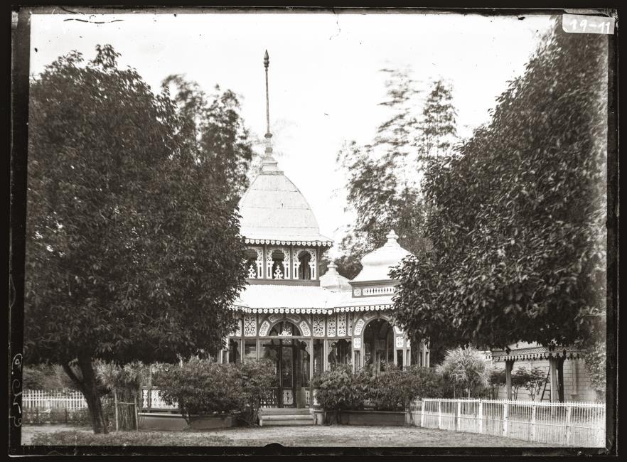 A garden folly at Bang Pa-In Palace.