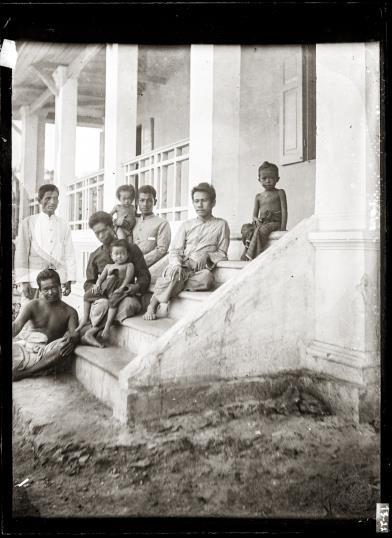 Children of H.R.H. Prince Damrong Rajanubhab