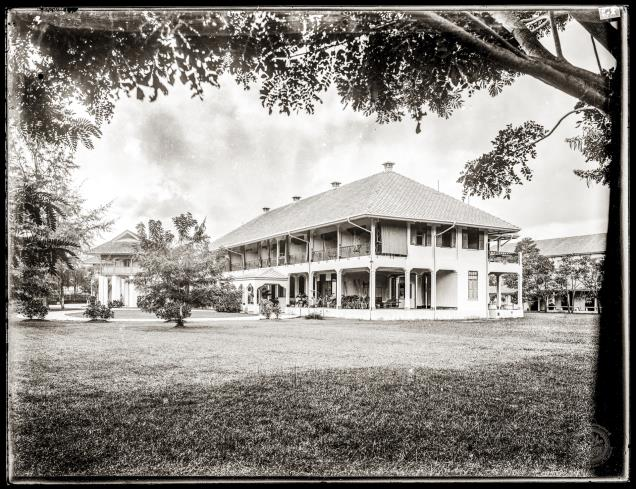 King Chulalongkorn Ward, the Bangkok Nursing Home.