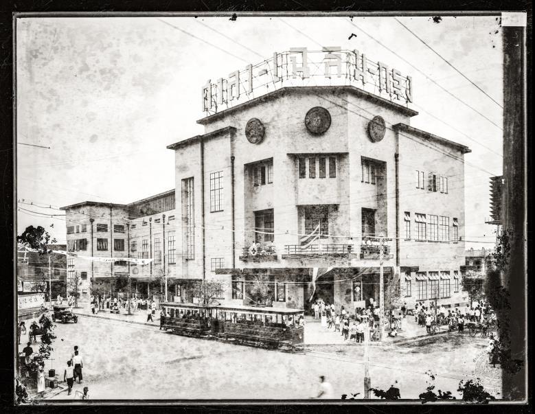 The newly-opened Sala Chaloem Krung