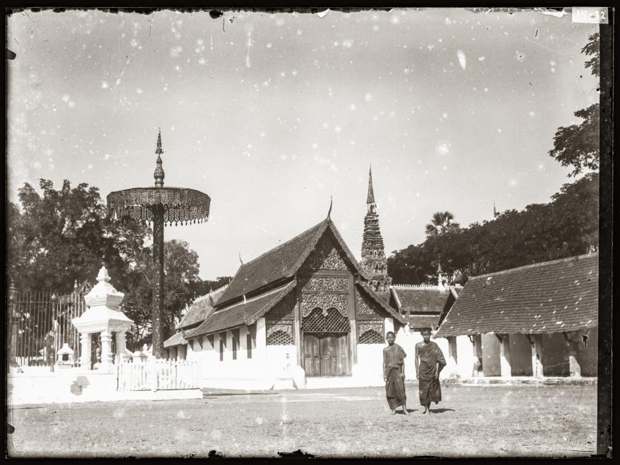 Wat Phra That Hariphunchai.